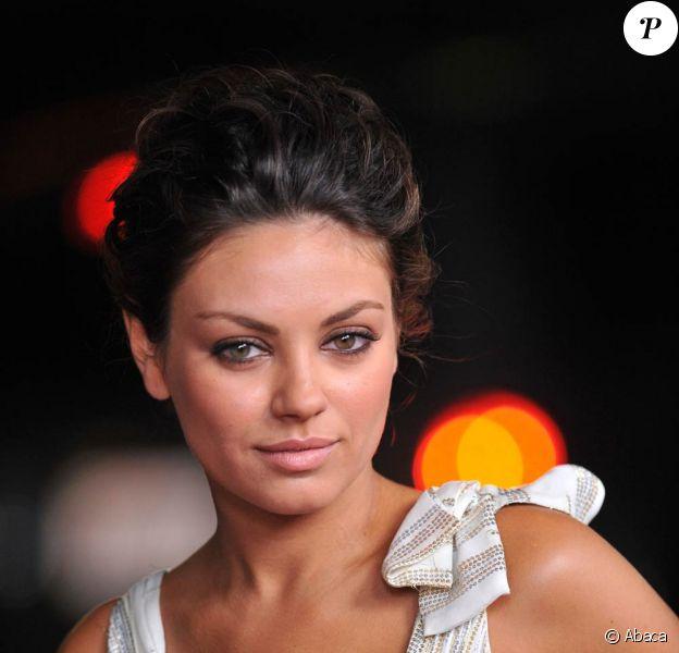 Mila Kunis... bientôt en tournage de Black Swan !
