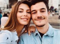 Camille Cerf : Câlins et doux baisers avec Cyrille lors d'un break à New York