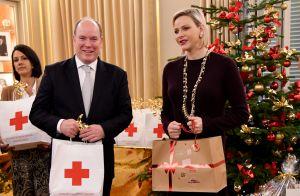 Charlene de Monaco : La princesse joue les mères Noël chic avec Albert