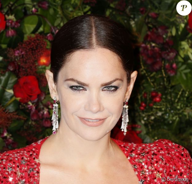 "Ruth Wilson - Soirée ""Evening Standard Awards"" au London Coliseum à Londres, le 24 novembre 2019."