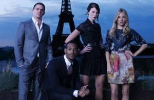 Sienna Miller et les G.I. Joe terriblement glamour : découvrez les dessous... de leur périple de folie à Paris !