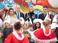 Charlene et Albert de Monaco : Noël au palais avec les enfants de Stéphanie
