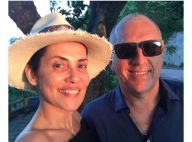 Cristina Cordula : Au Taj Mahal avec son mari pour réveillonner