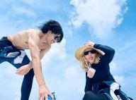 Madonna : Inséparable de son nouveau tout jeune boyfriend