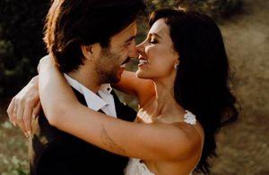 Jade Leboeuf dévoile de nouvelles photos inédites de son mariage