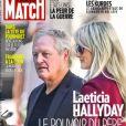Couverture de Paris Match du 9 janvier 2020.