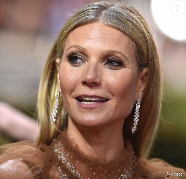 Gwyneth Paltrow assiste à la 77e cérémonie des Golden Globes, au Beverly Hilton. Los Angeles. Le 5 janvier 2020. @Lionel Hahn/ABACAPRESS.COM