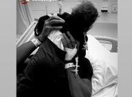 Paul Pogba opéré : gros câlin avec son fils à l'hôpital