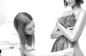 Gigi et Bella Hadid : Topless et entièrement nues pour un calendrier stylé