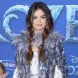 Selena Gomez - Les célébrités lors de l'avant-première du film 'La Reine des Neiges 2' à Los Angeles, le 7 novembre 2019.