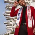 Thomas Cornelus, Mister France 2020, sur Instagram.