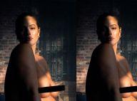 Ashley Graham enceinte : Elle pose totalement nue sur Instagram