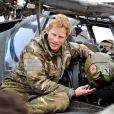 Le prince Harry d'Angleterre aura servi en tant que co-pilote d'un helicoptere Apache pendant 4 mois au camp Bastion en Afghanistan. Son service devait prendre fin lundi 21 janvier 2013