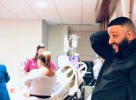 """DJ Khaled papa pour la deuxième fois à 44 ans : """"Un autre !"""""""