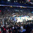 Match du NBA Game Paris 2020 entre les Bucks de Milwaukee et les Charlotte Hornets à l'AccorHotels Arena. Paris, le 24 janvier 2020. © Veeren / Bestimage