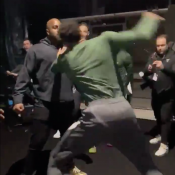 Teddy Riner : Échauffourée musclée dans les coulisses du NBA Paris Game 2020