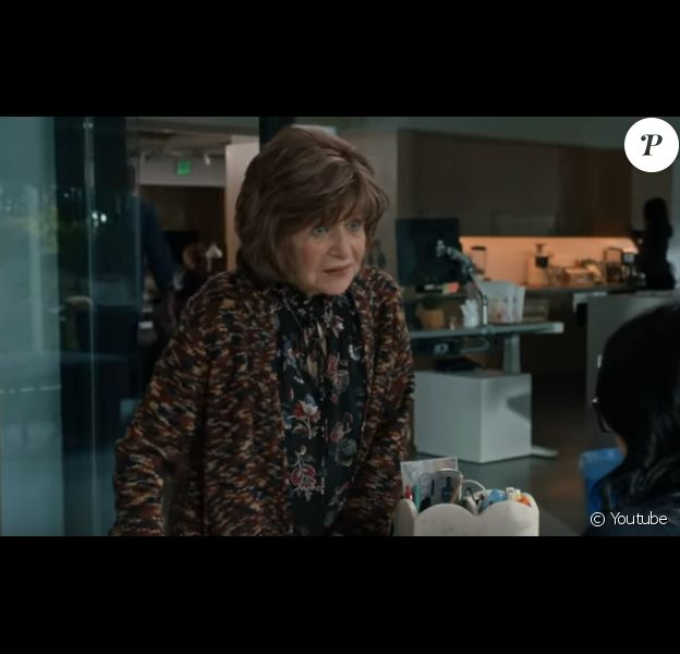 "Marsha Kramer dans ""Modern Family""- Capture YouTube."