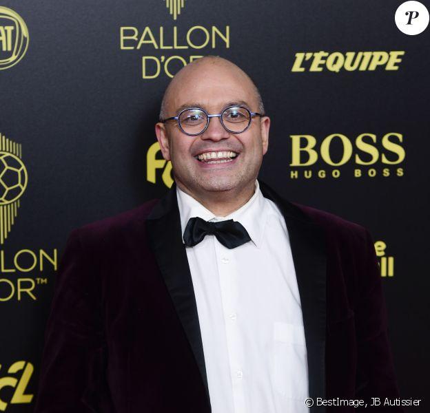 Yoann Riou - Cérémonie du Ballon d'Or 2019 à Paris le 2 décembre 2019. © JB Autissier/Panoramic/Bestimage