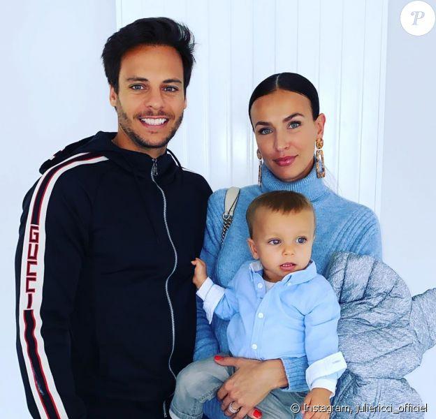 Julie Ricci, PJ et Gianni, le 22 octobre 2019