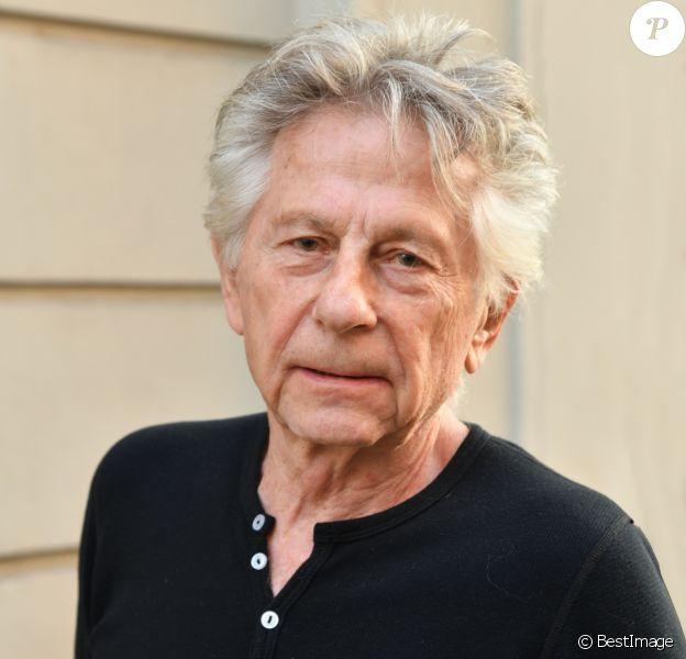 Roman Polanski est à Nice pour la clôture de la 1ere édition du Festival Ciné Roman à Nice le 26 octobre 2019. @Bruno Bebert / Bestimage
