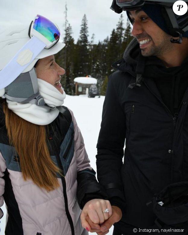 Jennifer Gates, le fille de Bill Gates, a annoncé ses fiançailles avec son compagnon Nayel Nassar sur Instagram, le 29 janvier 2020.