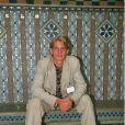Guillaume Depardieu au festival de Deauville le 1e septembre 1996.