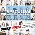"""Affiche du spectacle """"Speculum""""."""