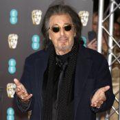 Al Pacino : Grosse chute sur le tapis rouge des BAFTA