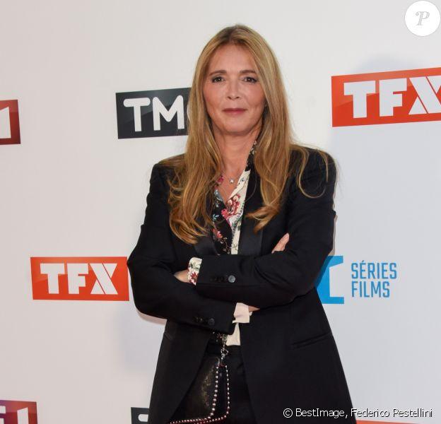 Hélène Rollès - Soirée de rentrée 2019 de TF1 au Palais de Tokyo à Paris, le 9 septembre 2019. © Federico Pestellini/Panoramic/Bestimage