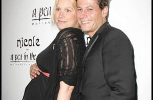 Alice Evans : une future maman très en forme(s) et folle de son séduisant mari !