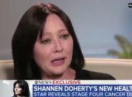 """Shannen Doherty, le cancer de retour : """"Je suis pétrifiée, j'ai vraiment peur"""""""