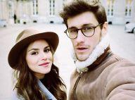 Jean-Baptiste Maunier et Léa Arnezeder pacsés : selfie des amoureux à la mairie