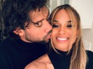 Ciara, enceinte : coincée dans sa robe, son mari Russell Wilson la délivre !