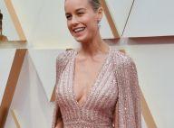 Brie Larson, Rooney Mara, Lily Aldridge... Décolletés et transparence aux Oscars