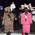 Défilé Marc Jacobs, collection automne-hiver 2020-2021, à la Park Avenue Armory. New York, le 12 février 2020.