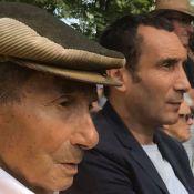 Zinedine Soualem en deuil, son père est mort