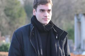 Valentin, le fils unique d'Yves Montand, se livre :