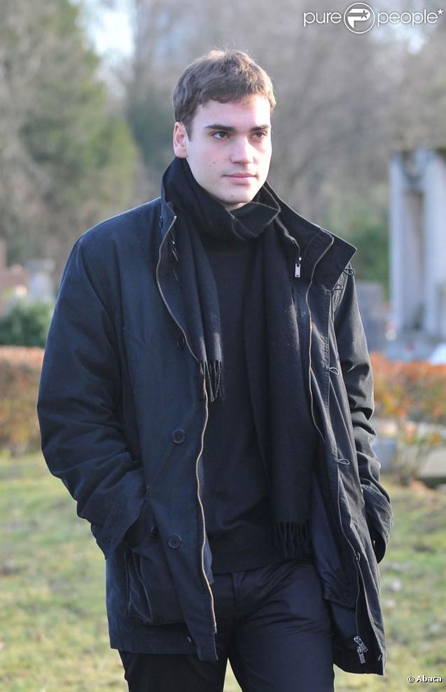 Valentin Montand (Livi), fils unique d'Yves, a aujourd'hui 21 ans...