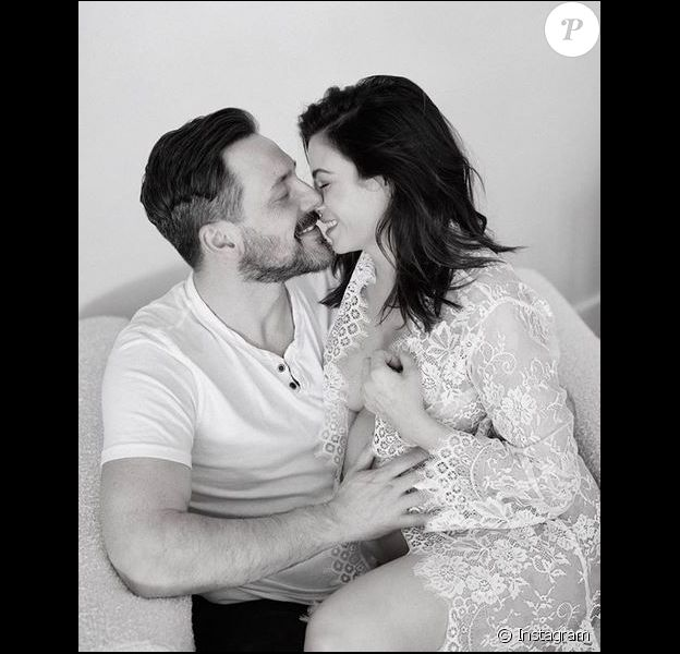 Jenna Dewan et son fiancé Steve Kazee. Février 2020.