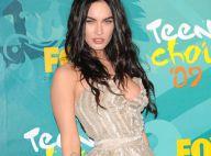Megan Fox et Robert Pattinson, élus personnalités les plus sexy... Découvrez les autres lauréats glamour des Teen Choice Awards !