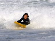 Sean Penn : en pleine session de surf... l'acteur n'a jamais été aussi cool et sexy !