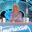 """Katy Perry, Lionel Richie, Luke Bryan sur le plateau de l'émission """"American Idol"""", le 16 février 2020."""