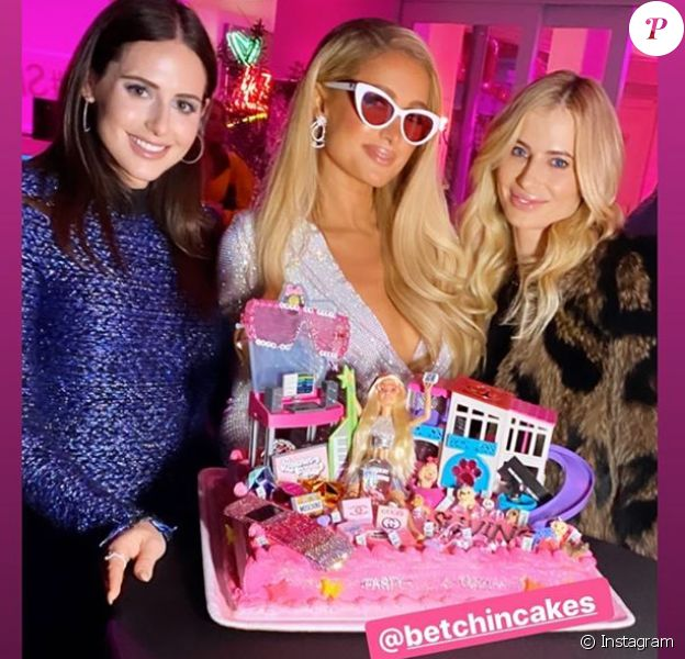 L'anniversaire de Paris Hilton qui célèbre ses 39 ans le 21 février 2020.