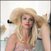 Britney Spears, cernée, le teint terne et le cheveu gras... elle s'est vraiment laissée aller !