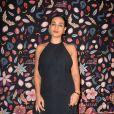 Camélia Jordana assiste à la soirée de gala du Musée des Arts Décoratifs, avec Harper's Bazaar. Paris, le 26 février 2020. © Veeren Ramsamy / Bestimage