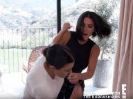 Les Kardashian : Kim et Kourtney se battent, des tensions entre les soeurs