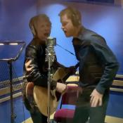 Prince Harry : En studio avec Jon Bon Jovi, il se prennent pour les Beatles