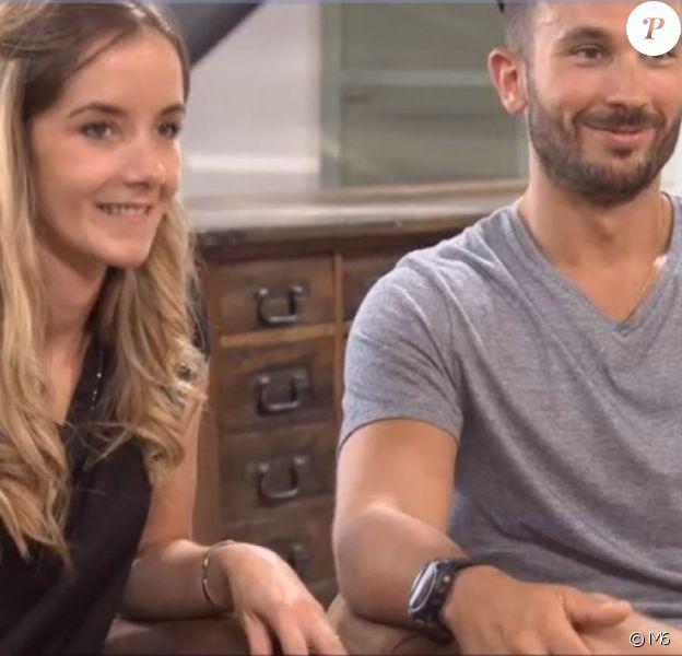 """Elodie et Joachim dans """"Mariés au premier regard 2020"""", le 2 mars, sur M6"""