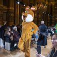 Défilé Stella McCartney, collection automne-hiver 2020-2021, à l'Opéra Garnier. Paris, le 2 mars 2020. © Olivier Borde/Bestimage