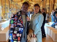 Black M et Léa Djadja : Couple stylé à la Fashion Week parisienne
